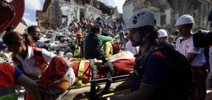 Terremoto Italia 16