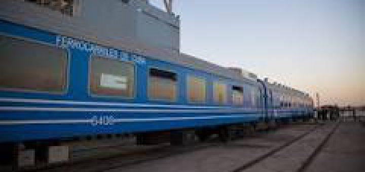 Vagones chinos en Cuba